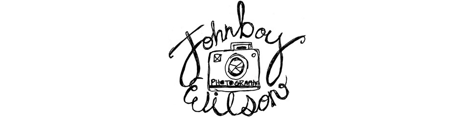 Johnboy Wilson – Manchester Wedding Photographer logo